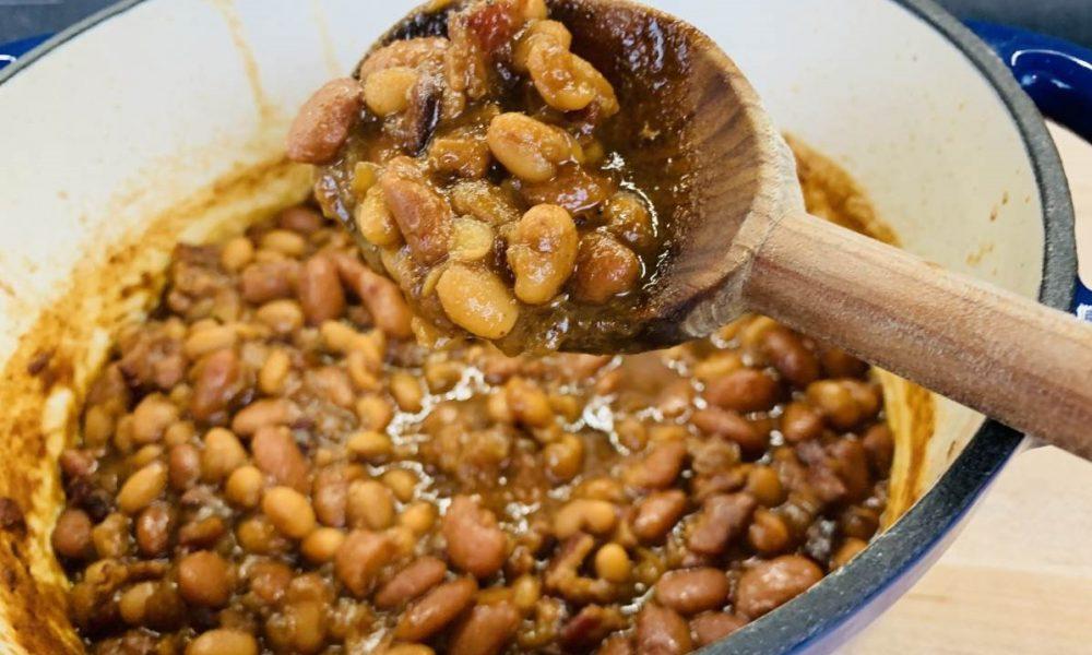 Dr Pepper Baked Beans 6