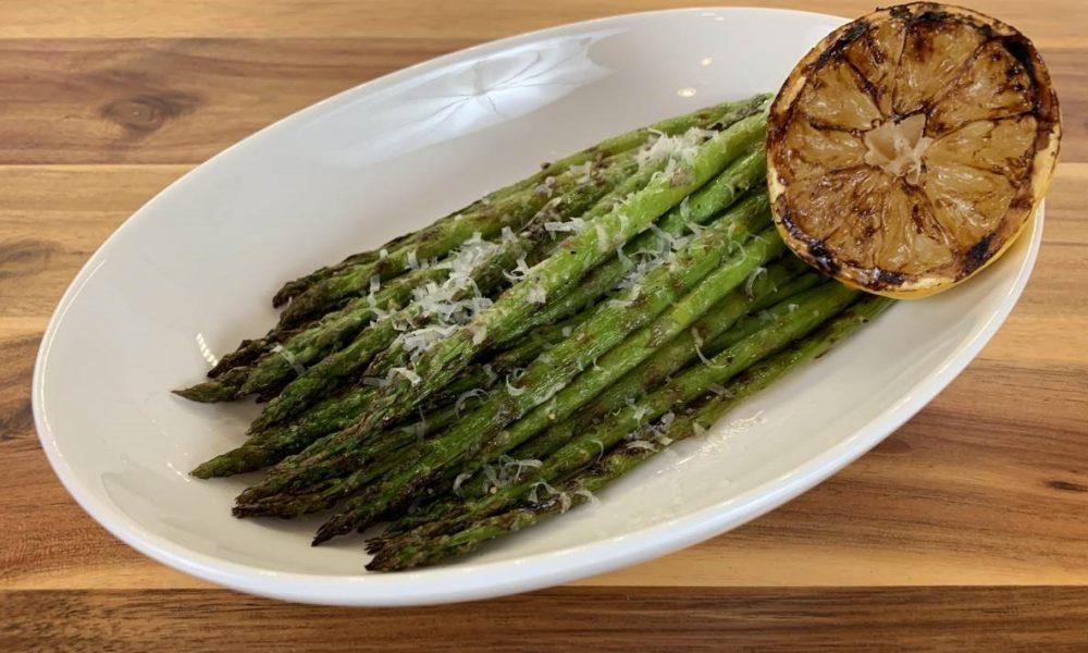 Grilled Asparagus 5