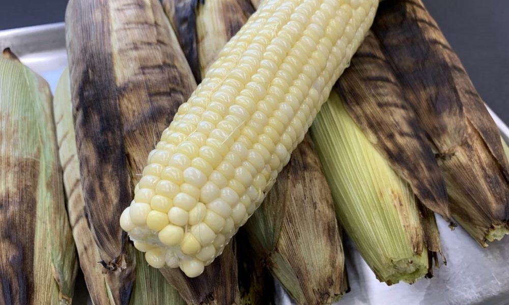 Grilled Corn on the Cob 8